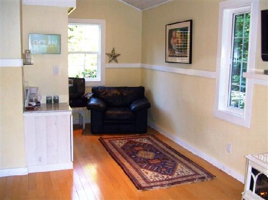 Ardtara Luxury Cottages: sitting area