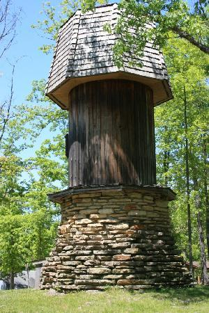 Jamestown, TN: Water Tower - Pickett State Park