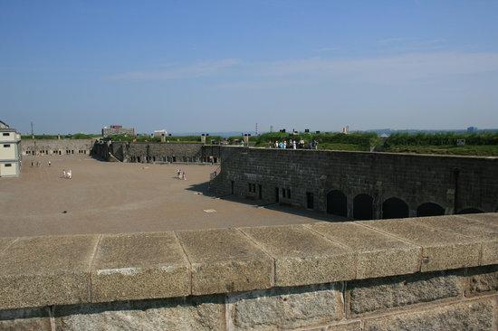 Halifax, Canada: citadel