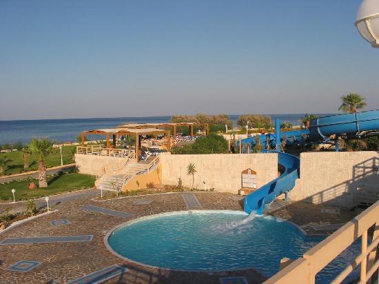 Kallithea, Grekland: scivolo