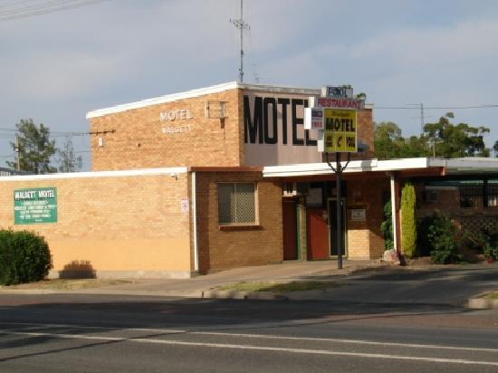 Walgett Motel