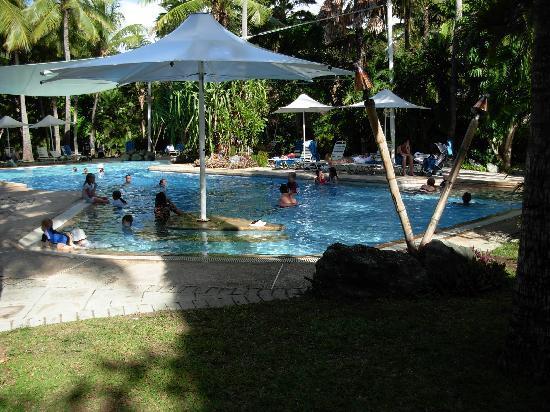 Castaway Island Fiji: Poor great/overtaken (depending on your view) by kids