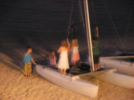 Castaway Island Fiji: Kids love this stuff (I did!)