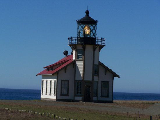 ‪Point Cabrillo Light Station State Historic Park‬