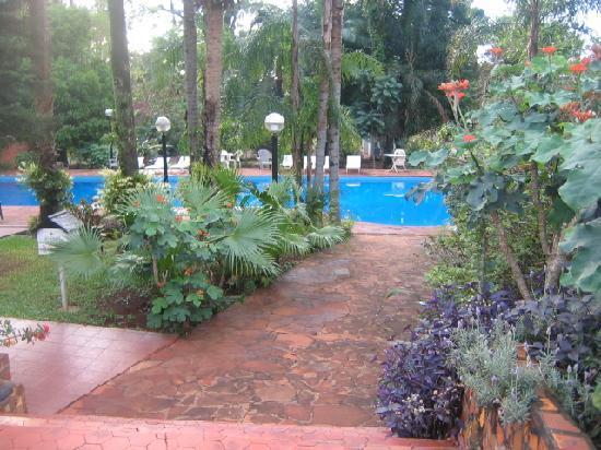 Orquideas Hotel & Cabanas: Pool Area