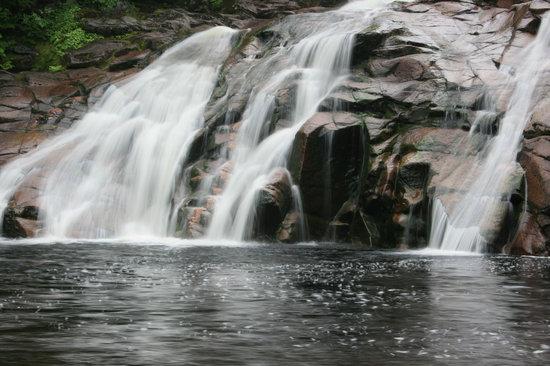 Cape Breton Island, Canada: Mary Ann falls