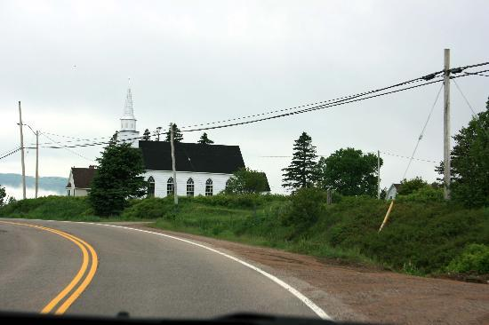 Cape Breton Island, Canada: near Ingonish