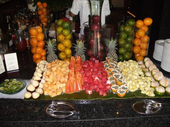 Fruit Section Of Breakfast Buffet Picture Of The Laguna A Luxury Collection Resort Amp Spa