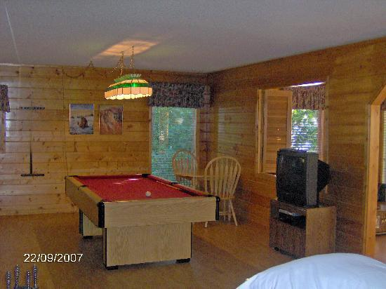 Gatlinburg Resort Chalets : To Awesome for words!