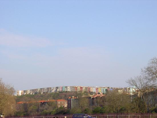 Bristol, UK: Totterdown Skyline