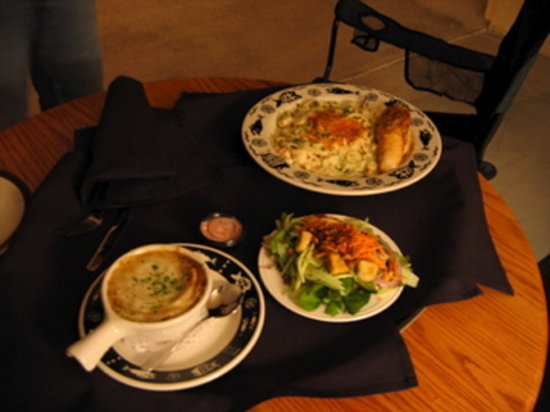 Fathoms Restaurant & Bar : Picture of food.