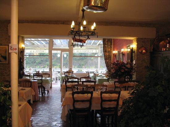 Le Terminus des Pelerins : restaurant