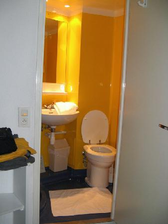 Hotel Les Rochers : bathroom