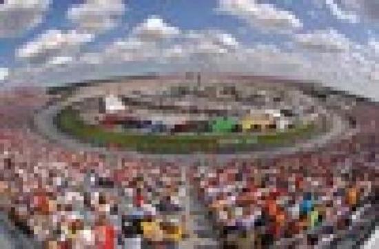 NASCAR's Monster Mile in Dover, Delaware