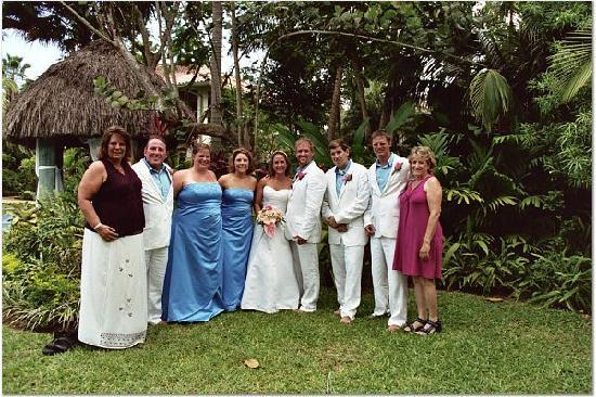S Swept Away Wedding Party