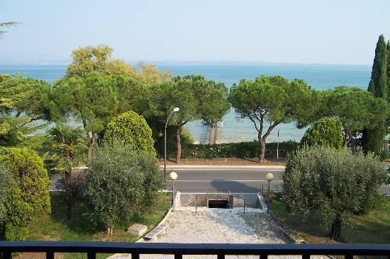 Hotel Mirabello: View from Hotel room