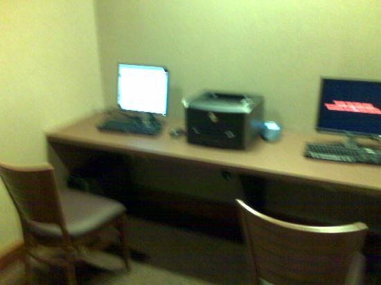 Hyatt Place Sacramento/Rancho Cordova: Business Center