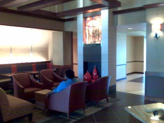 Hyatt Place Sacramento/Rancho Cordova: Lobby