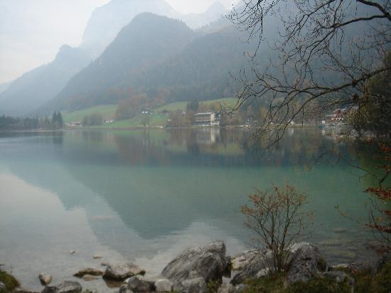 Pension Seeklause: Lake Hintesee