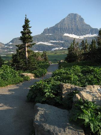 Great Northern Resort: Glacier National Park!