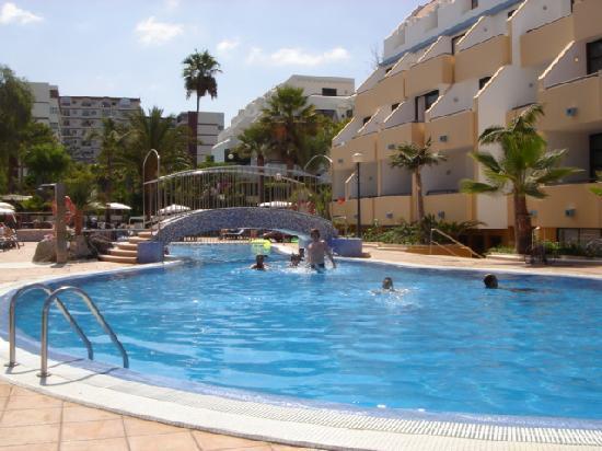 Colon II Apartments : Pool Area