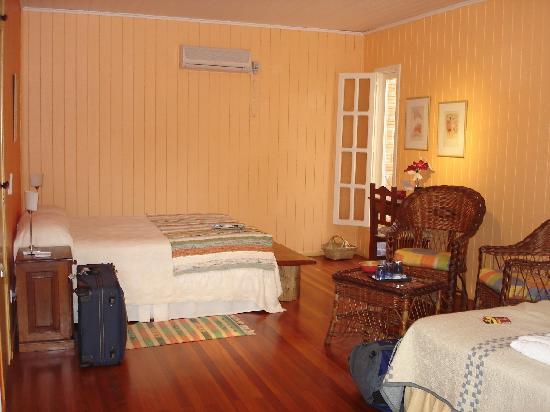 Secret Garden Iguazu B&B : room