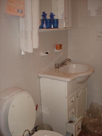 Secret Garden Iguazu B&B : bathroom