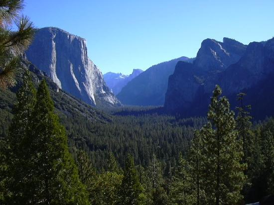 Yosemite View Lodge: go for the view and not the room