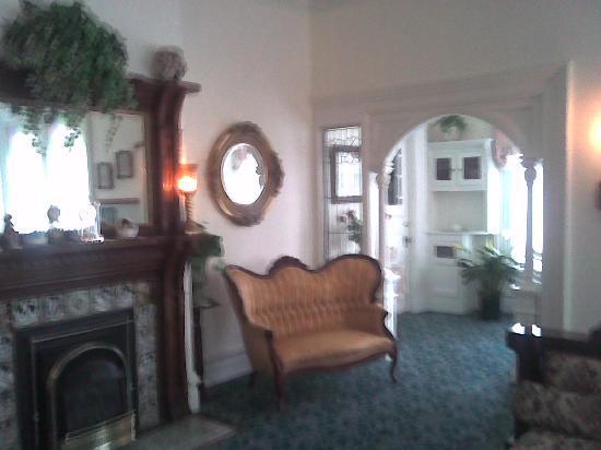 Amethyst Inn at Regents Park : the first floor