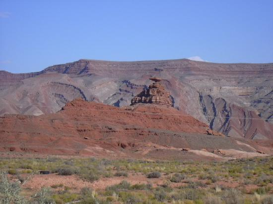 Valley of the Gods Bed and Breakfast: mexican hat