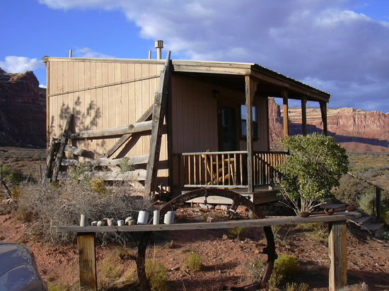 Valley of the Gods Bed and Breakfast: little house
