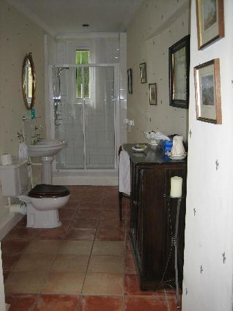 The Victorian Town House: Bathroom