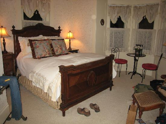 England House B&B: the bedroom we stayed in