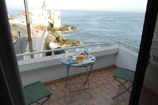 Hotel Restaurant Cap Ducal: Breakfast on the Balcony - Hotel Cap Ducal
