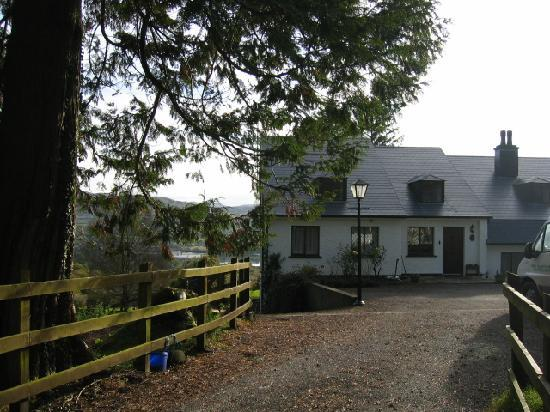 Rhu-Gorse: front of house