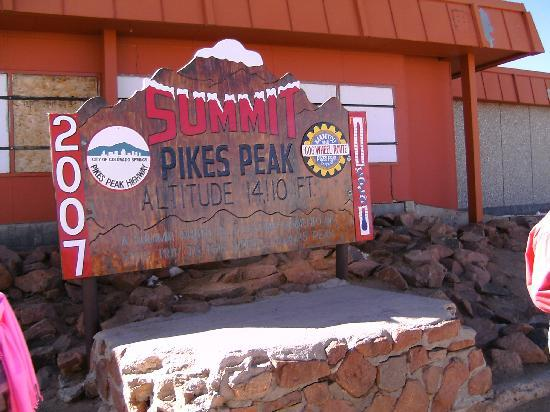 Pikes Peak: Once in a Lifetime