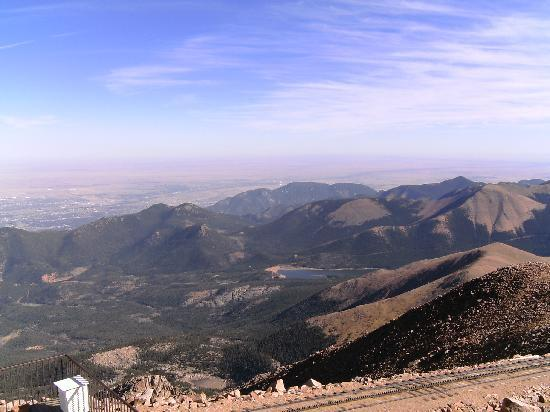 Pikes Peak: The View From Heaven