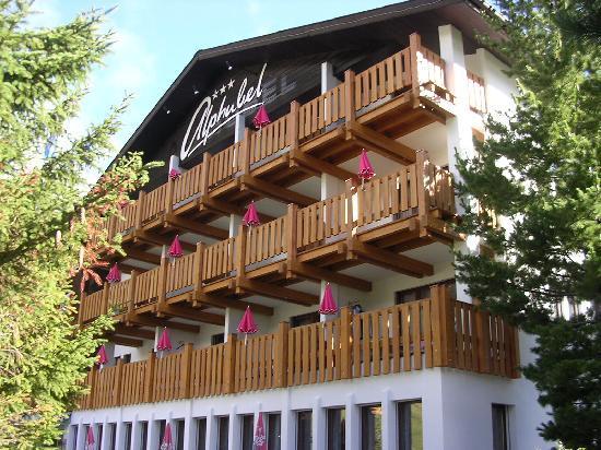 Swiss Family Hotel Alphubel: Alphubel Hotel