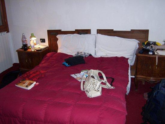 B&B Rota: the room