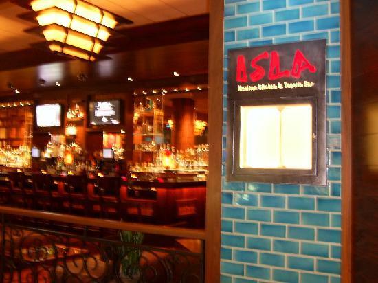 Treasure Island Ti Hotel La Isla Restaurant At It