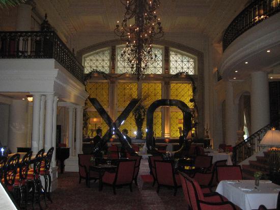 Hotel Le St-James: Resto