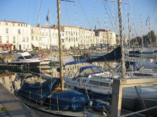 Ibis La Rochelle Vieux Port : The Old Port