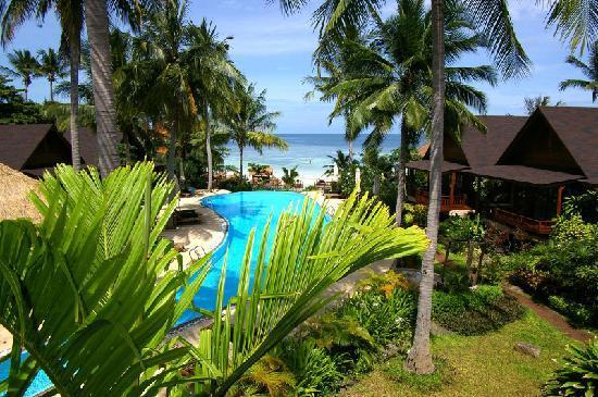 Green Papaya Resort : Pool