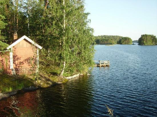 Punkaharju, Finland: Saimaa