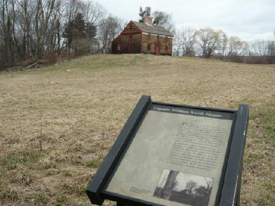 Battle Road Trail: Captain William Smith House