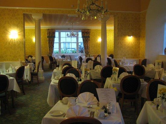 Hunters Moon Hotel: Dining area