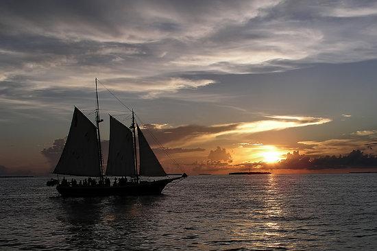 كي ويست, فلوريدا: Key West Sunset