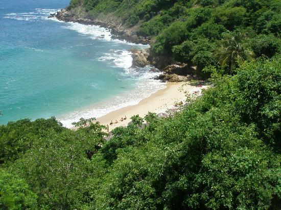 Carrizalilio beach, 3 minutes from Quinta Lili