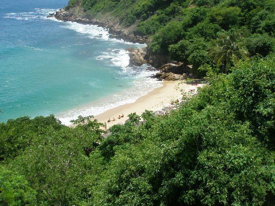 Quinta Lili: Carrizalilio beach, 3 minutes from Quinta Lili
