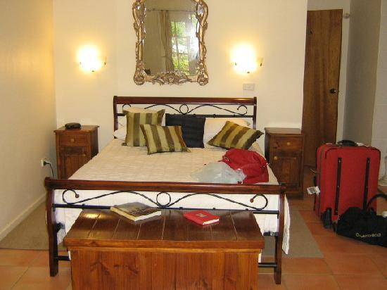 Chez Vous Villas: The bedroom area